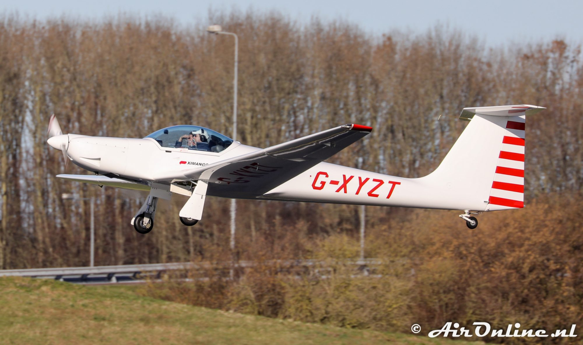 2007 AEROMOT AMT-200S SUPER XIMANGO for SALE